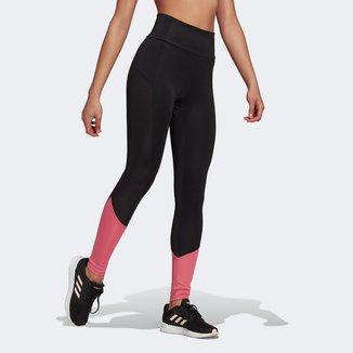 Calça Legging Adidas Big Feminina