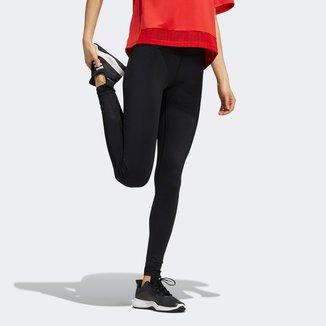 Calça Legging Adidas Camo BT Light Cintura Alta Feminina