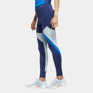 Calça Legging Adidas Colorblock 7/8 Tig Feminina
