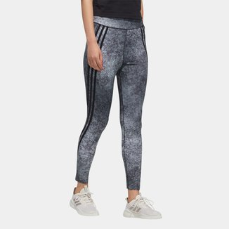 Calça Legging Adidas Feel Brillant Feminina