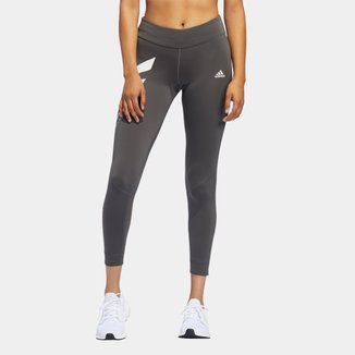Calça Legging Adidas Own The Run Valentine 7/8 Feminina
