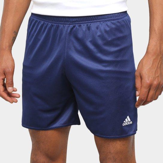 Calção Adidas Estro 19 Masculino - Azul+Branco