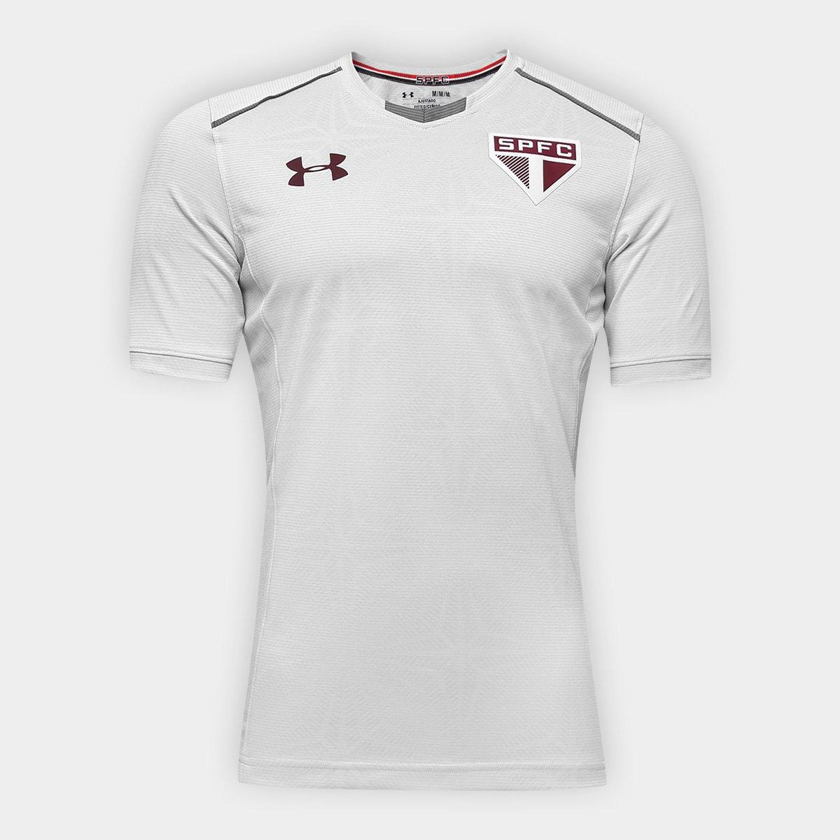 Camisa de Treino São Paulo 17 18 Under Armour Masculina - Compre ... 13cac171a0588