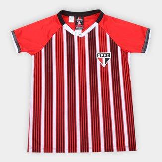 Camisa Infantil São Paulo Care