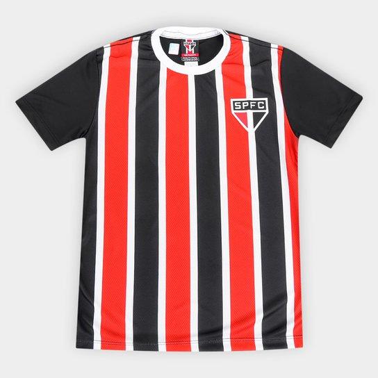 Camisa Infantil São Paulo Change - Preto
