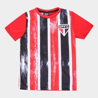Camisa Infantil São Paulo Fold