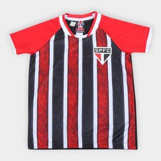 Camisa Infantil São Paulo Gentle