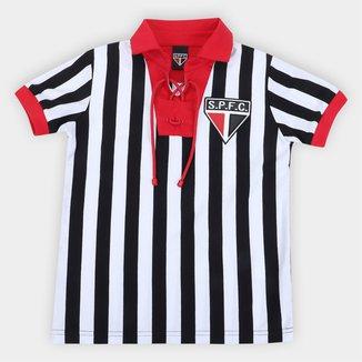 Camisa Juvenil São Paulo Retrô