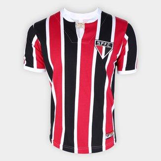 Camisa São Paulo 1971 Retrô Mania Masculina