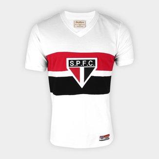 Camisa São Paulo 1980 Retrô Mania Masculina