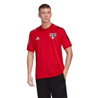 Camisa São Paulo 20/21 Treino Adidas Masculina