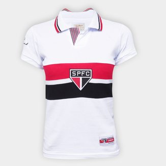 Camisa São Paulo 92/93 Bi Mundial Retrô Mania Feminina