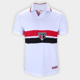 Camisa São Paulo 92/93 Bi Mundial Retrô Mania Masculina