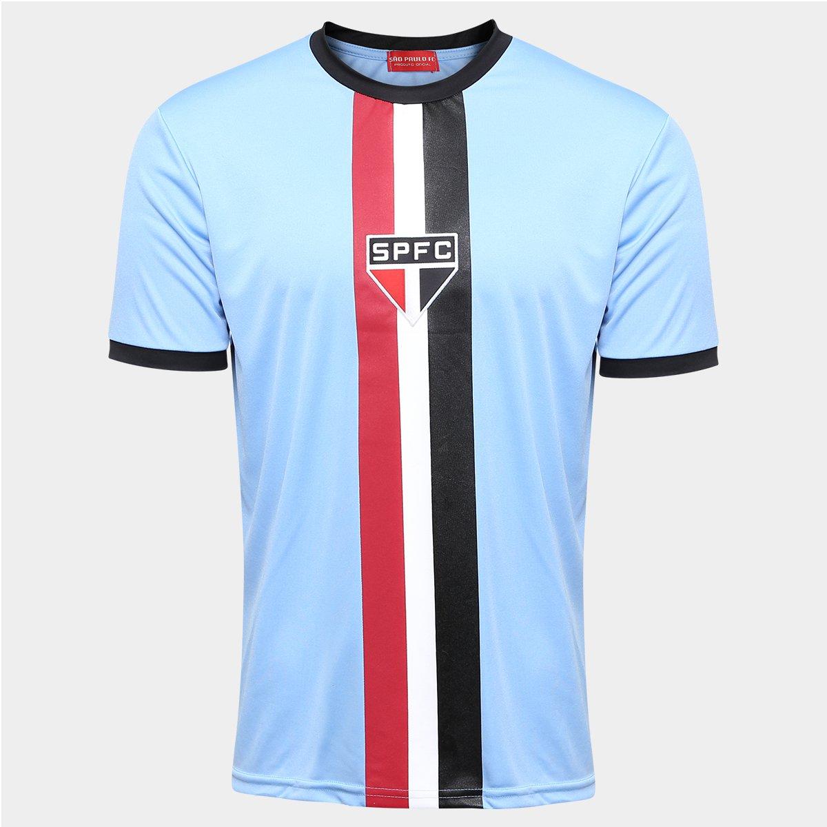 c2efad89cbd Camisa São Paulo Edição Limitada Celeste Masculina - Compre Agora ...