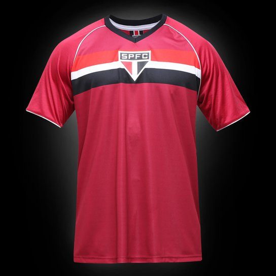 Camisa São Paulo GK Edição Limitada Masculina - Vermelho