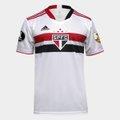 Camisa São Paulo I Libertadores 21/22 s/n° Torcedor Adidas Masculina