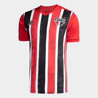 Camisa São Paulo II 20/21 s/nº Torcedor Adidas Masculina