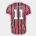 Camisa São Paulo II 21/22 Luciano Nº 11 Torcedor Adidas Masculina