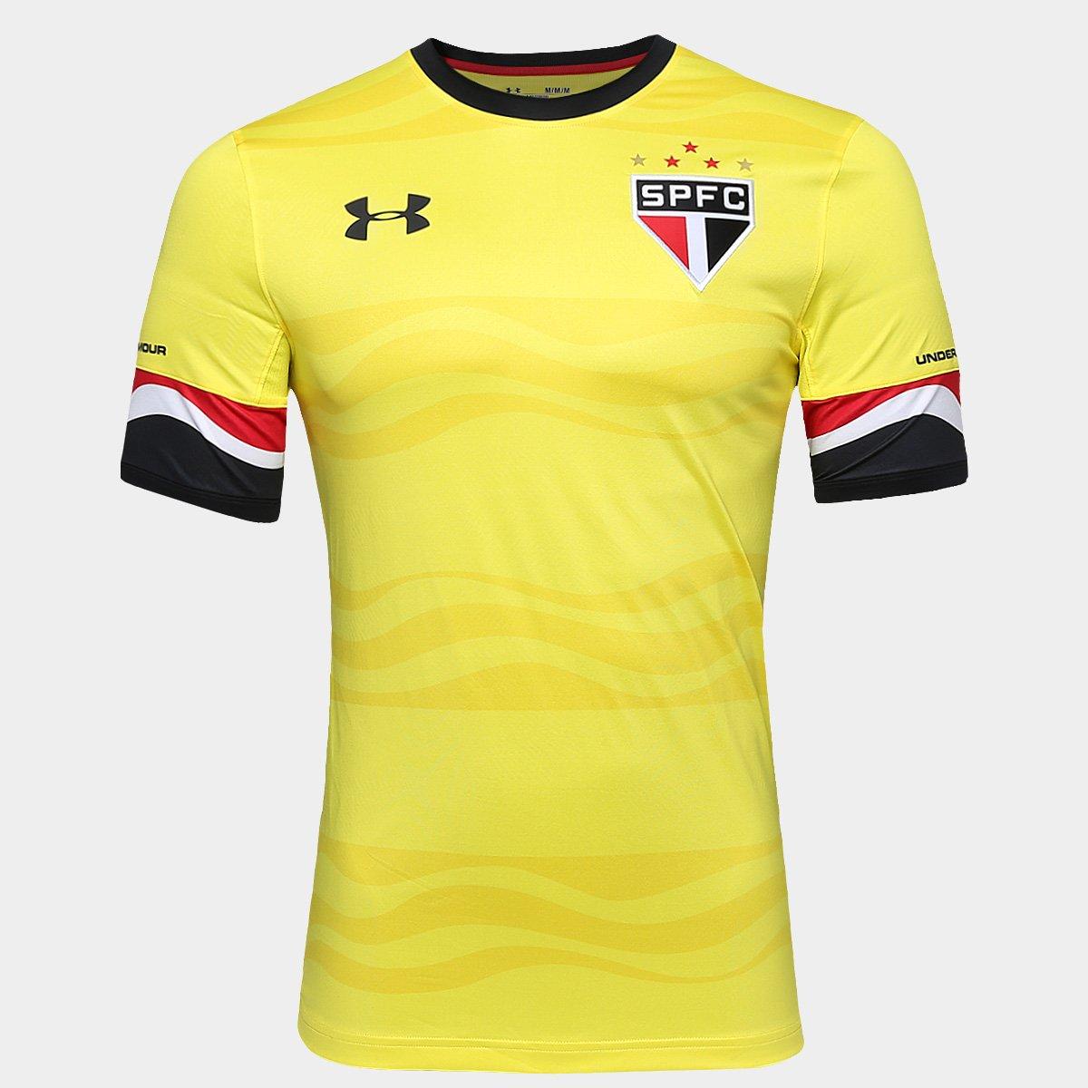 99d5178a5bc Camisa São Paulo III 16 17 s nº Jogador Under Armour Masculina - Compre  Agora
