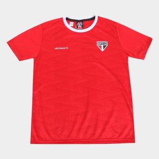 Camisa São Paulo Infantil Norm