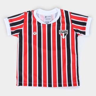 Camisa São Paulo Infantil Torcida Baby