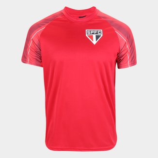 Camisa São Paulo Raglan Classic Masculina