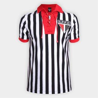 Camisa São Paulo Retrô Masculina