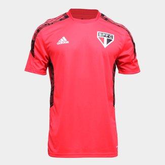Camisa São Paulo Treino 21/22 Adidas Masculina