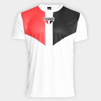 Camisa São Paulo Tricolor Masculina
