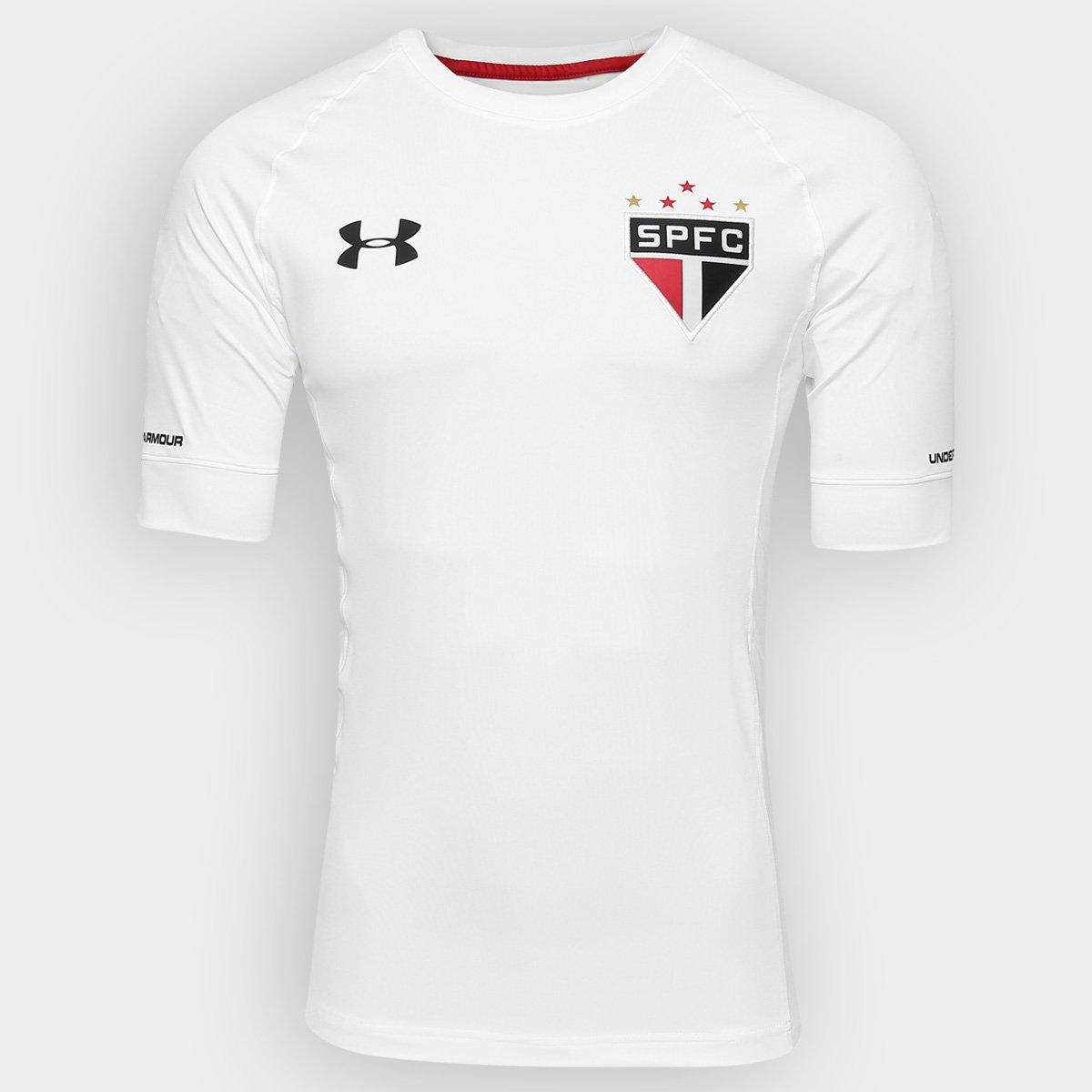 8ff0fa2007f Camisa Under Armour São Paulo Goleiro III 16 17 s nº - Jogador - Compre  Agora