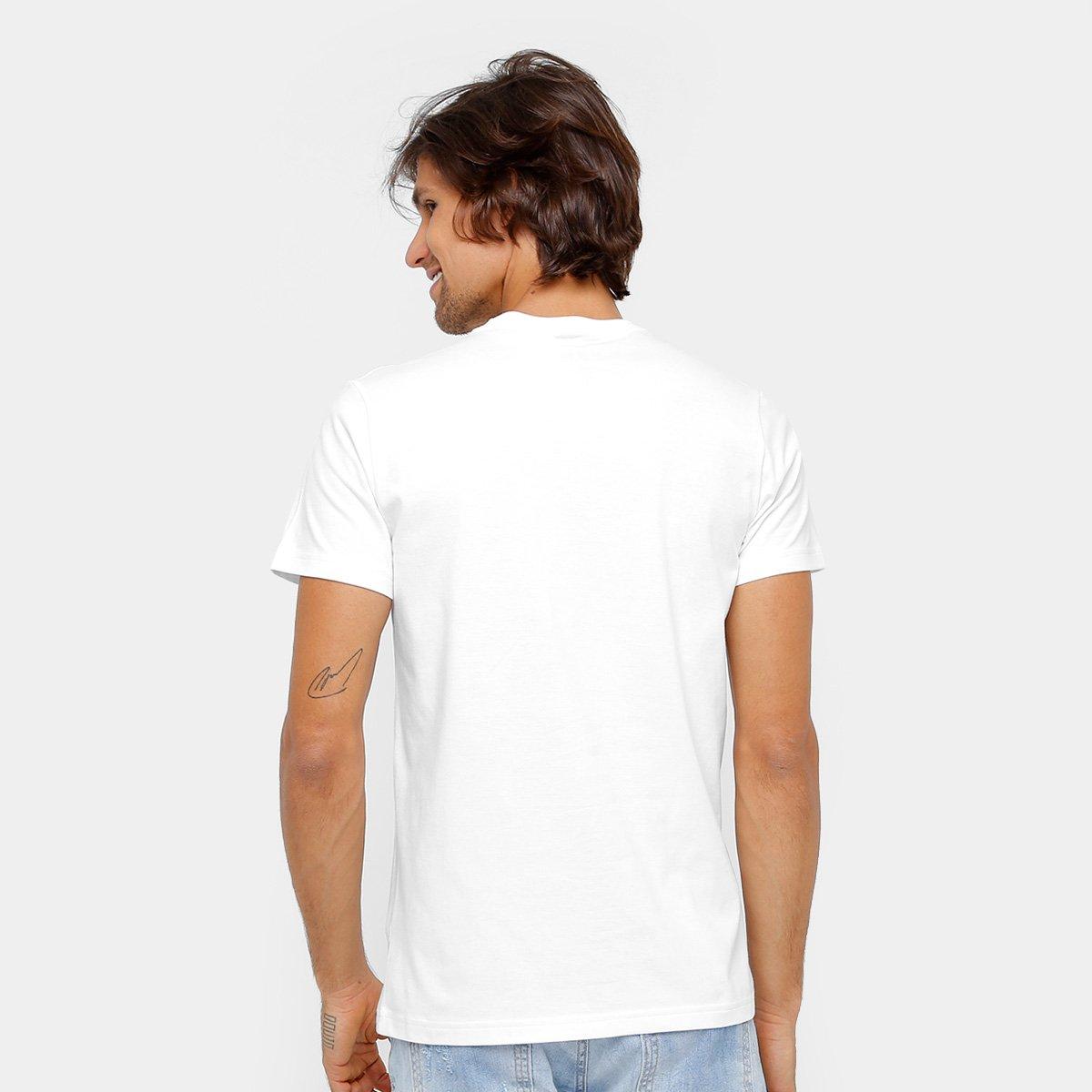 Camiseta Adidas Badge Masculina  Camiseta Adidas Badge Masculina ... 28bef4fca76