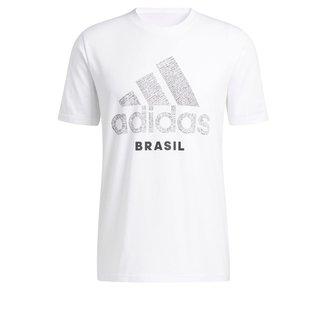 Camiseta Adidas Brasil Masculina