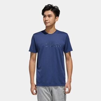 Camiseta Adidas D2M Brand Masculina