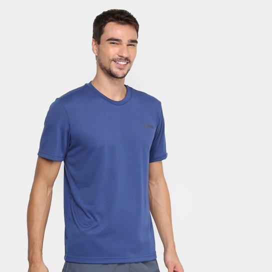 Camiseta Adidas D2M Cla Feel Ready Masculina - Marinho