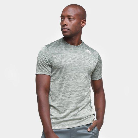 Camiseta Adidas Degradê Masculina - Verde