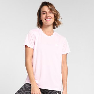 Camiseta Adidas Designed To Move 3 Listras Feminina