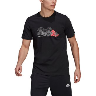 Camiseta Adidas Disney Futebol Masculina