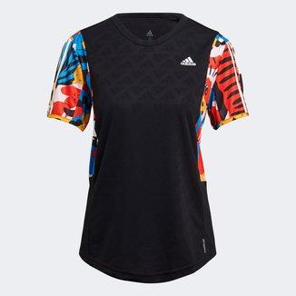 Camiseta Adidas Egle Run Feminina
