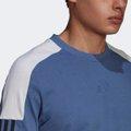 Camiseta Adidas French Colorblock Linear Masculina