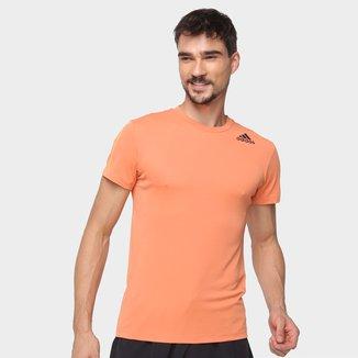 Camiseta Adidas Heat Ready 3 Listras Masculina