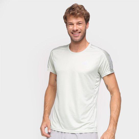 Camiseta Adidas Own The Run Masculina - Verde