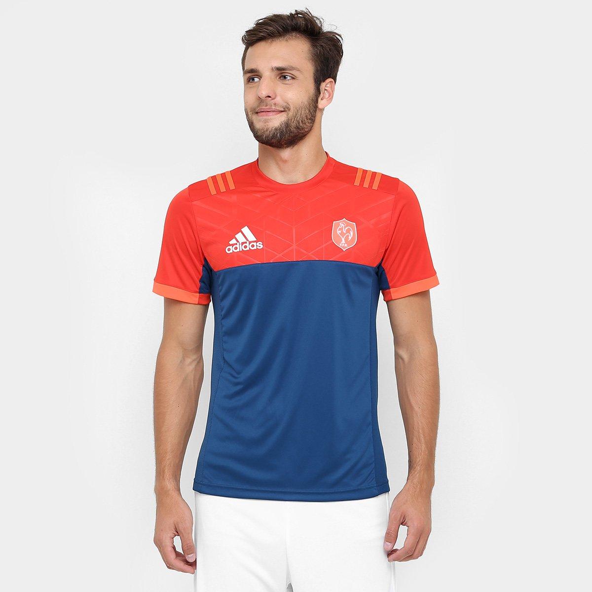 7c7a45a94 Camiseta Adidas Rugby FFR Performance - Compre Agora