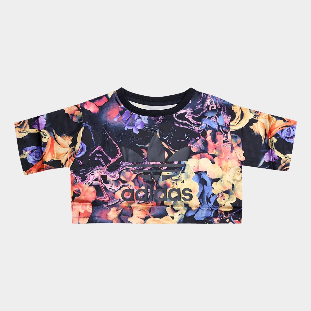 707a263263b Camiseta Infantil Adidas Rose J Feminina - Compre Agora