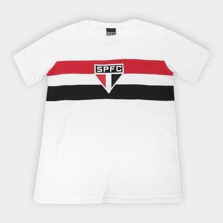 Camiseta Infantil São Paulo Retrô 1970