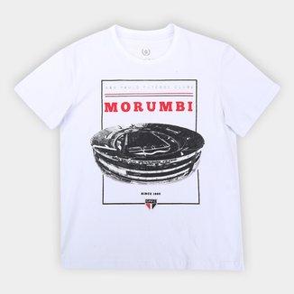 Camiseta Juvenil São Paulo Morumbi Retrô Mania