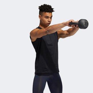 Camiseta Regata Adidas Techfit Masculina