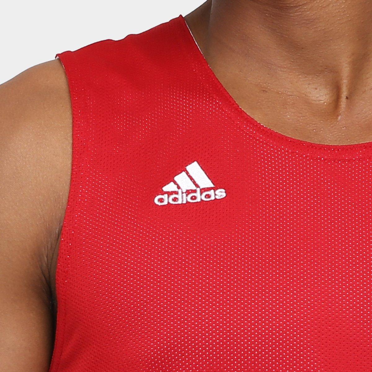 Camiseta Regata Adidas Treino Reversivel Masculina - Compre Agora ... 94f5df50a79d4
