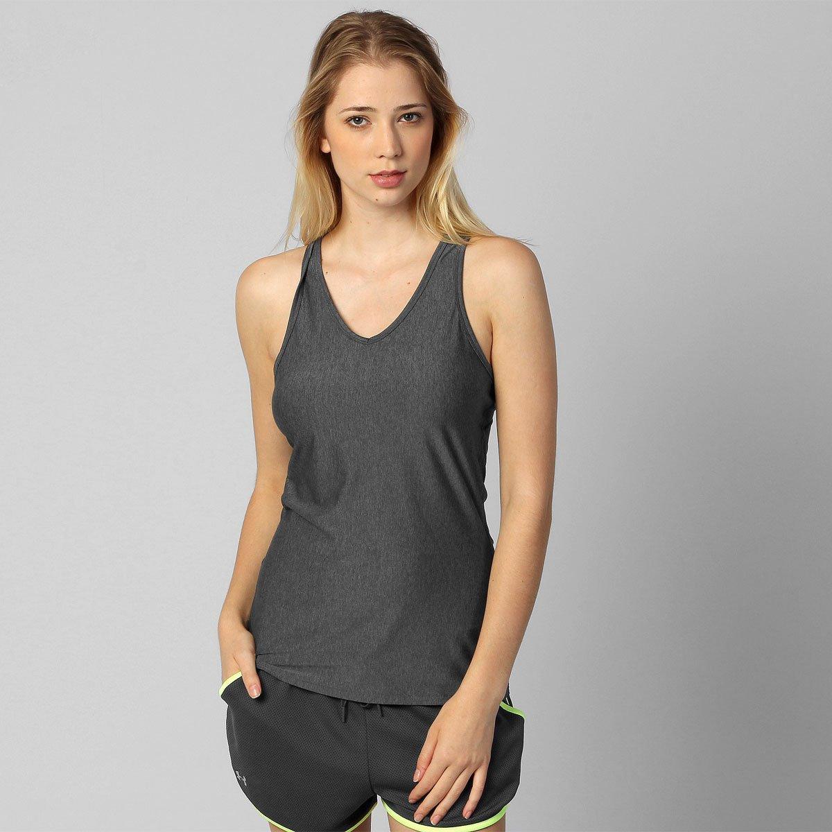 1f5e8571226 Camiseta Regata Under Armour Sonic Feminina - Compre Agora