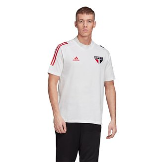 Camiseta São Paulo 20/21 Adidas Masculina