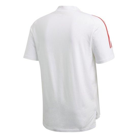 Camiseta São Paulo 20/21 Adidas Masculina - Branco